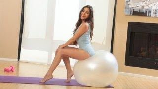 Arielle Faye in Yoga Babe - NUBILES