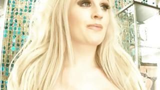 Amateur Blonde Haze Webcam with Big Toys