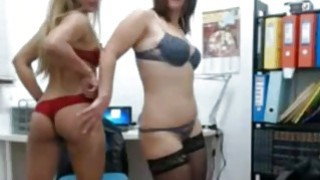 Hot StripTease with hot Teens